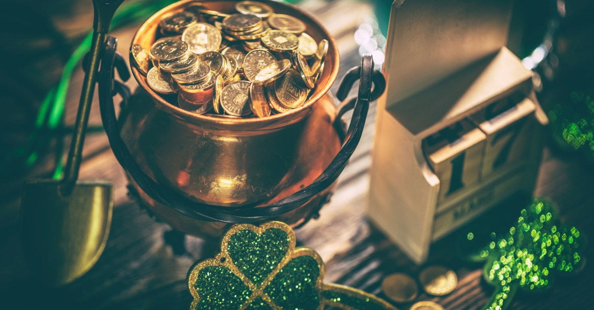 18 Shamrockin' St. Patrick's Day deals & freebies!