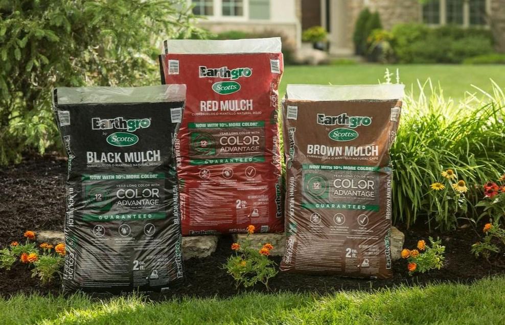 scotts earthgro mulch