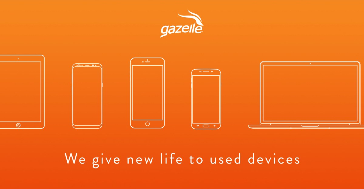 Gazelle: Trade in your smartphone valued at $100 or more and get a $10 bonus