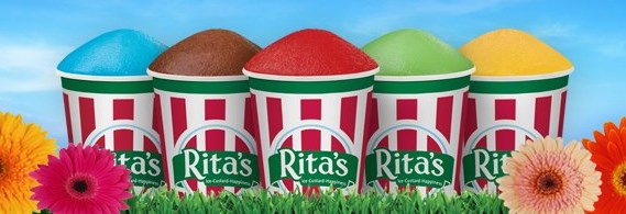 Celebrate spring with FREE Rita's Italian ice today!