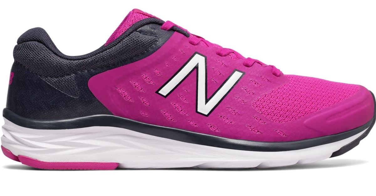 New Balance women's 490v5 athletic shoes for $25, free shipping