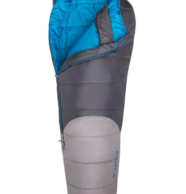 Kelty Mistral 40° sleeping bag for $20