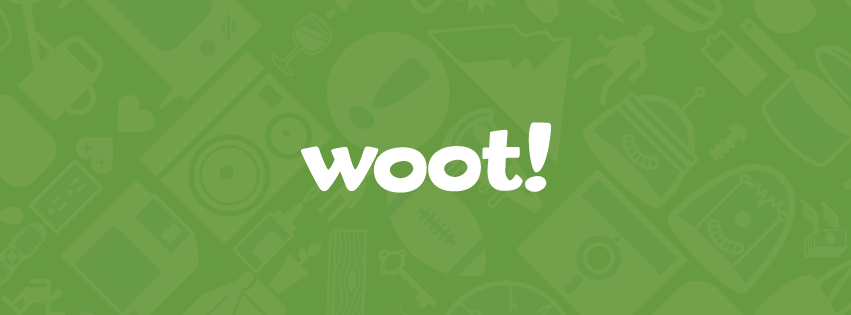 Limited quantities: Find deals for $1 today at Woot!
