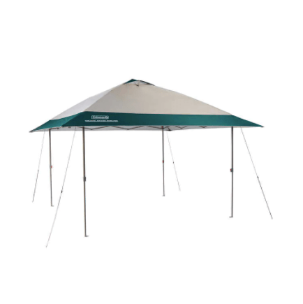 Ends today: Coleman 13′ x 13′ instant eaved shelter for $100