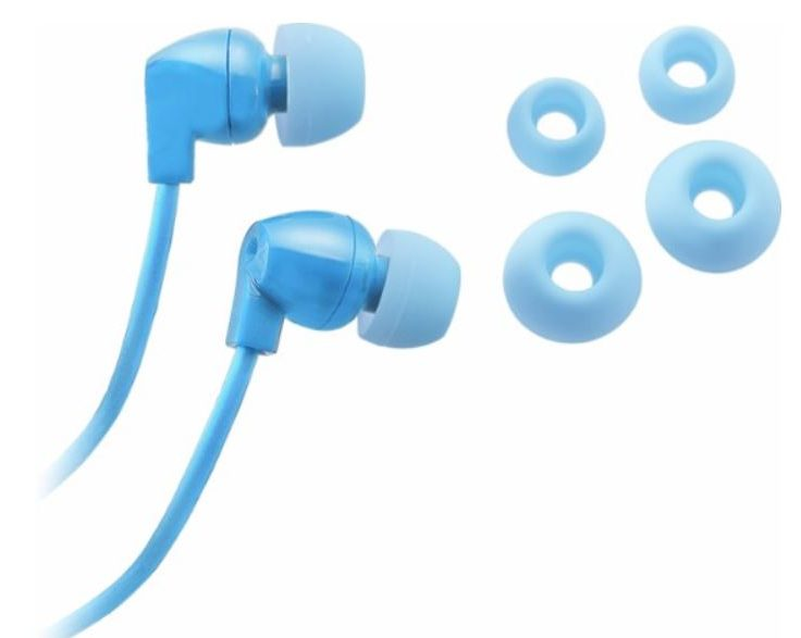 Insignia stereo earbud headphones for $3, free store pickup
