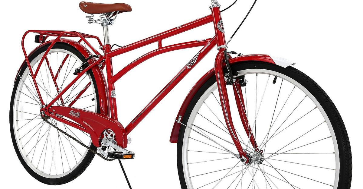 Columbia 700C Archbar men's bicycle for $90, free shipping