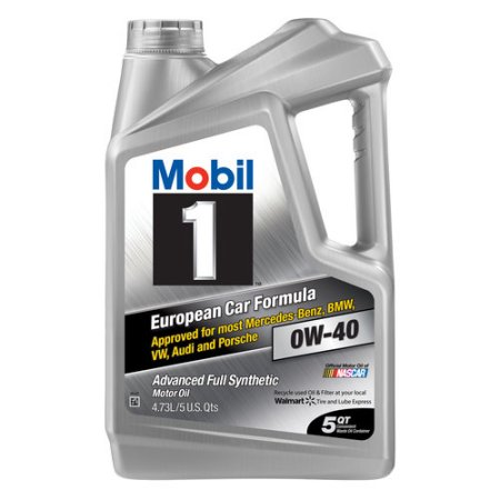 Save up to $17 on Mobil 1 motor oil via rebate