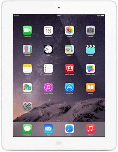 9.7″ Apple iPad 2 16GB refurbished Wi-Fi tablet for $90