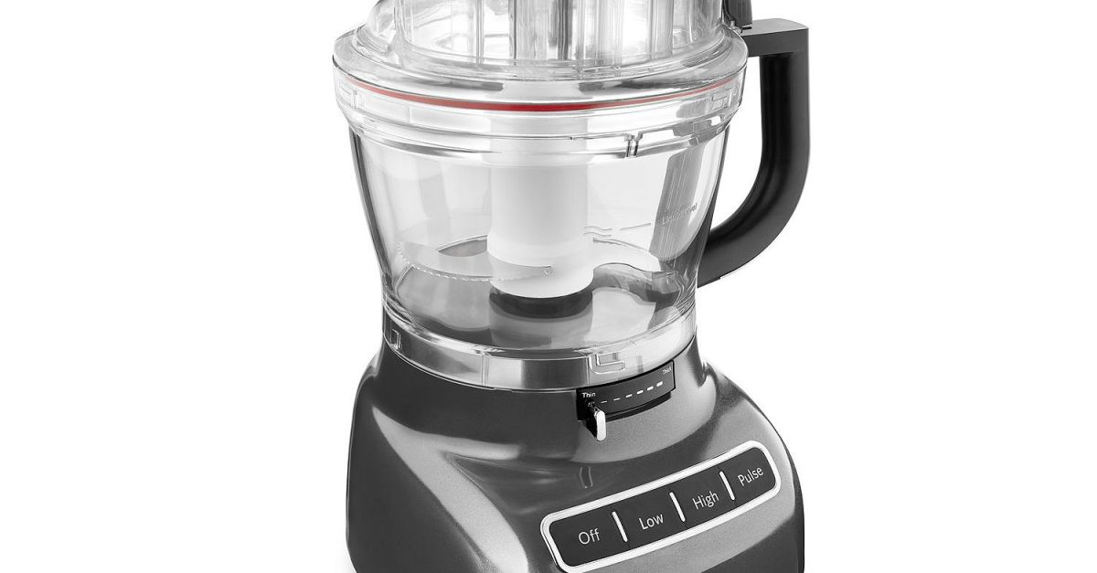 KitchenAid 11-cup food processor with ExactSlice for $100