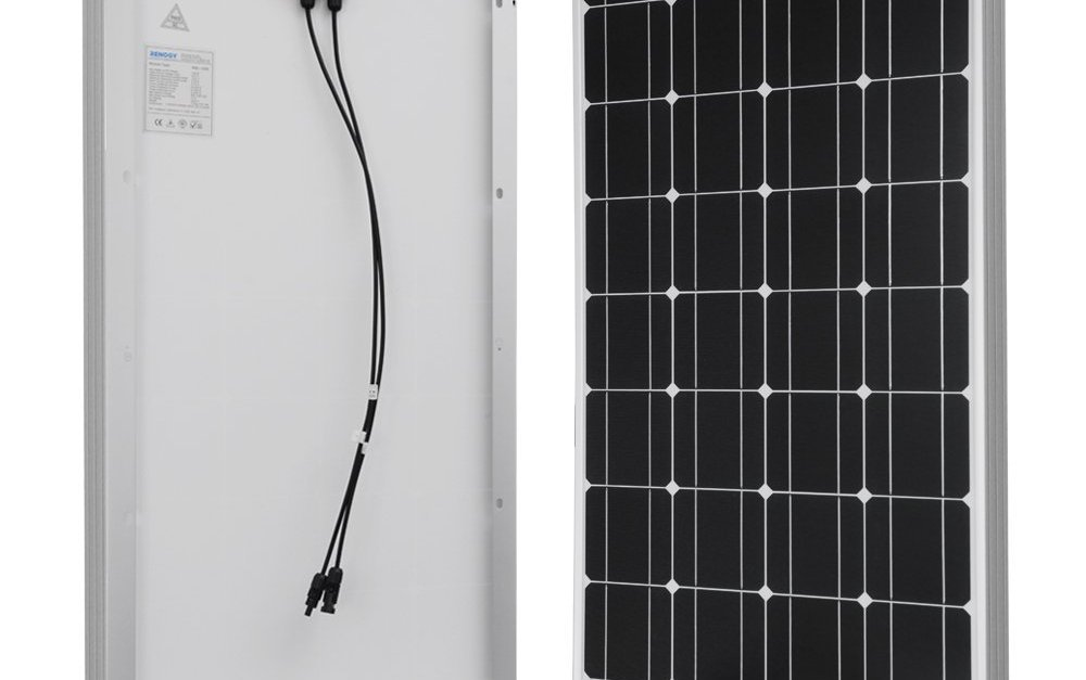 Today only: Renogy 100-watt 12-volt monocrystalline solar panel for $99