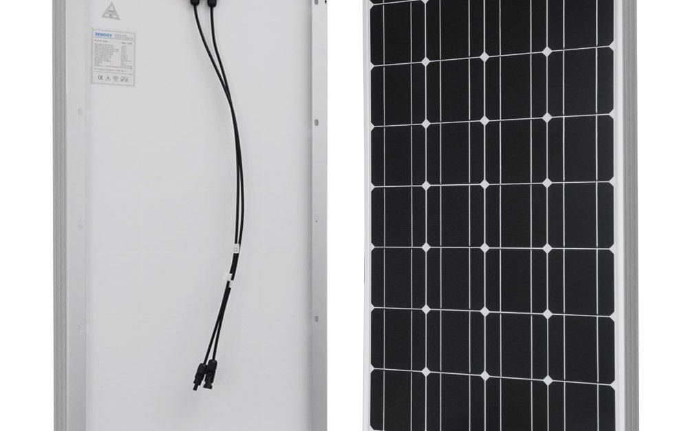 Today only: Renogy 100-watt 12-volt monocrystalline solar panel for $99