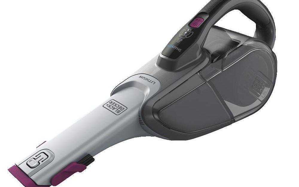 Price drop! Black+Decker Dustbuster cordless lithium-ion hand vacuum for $34