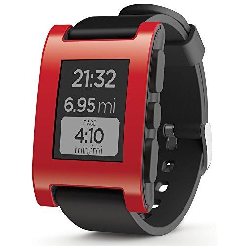Pebble smartwatch for iPhone and Android devices for $20, free shipping