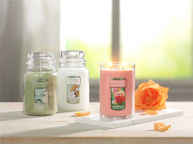 Yankee Candle: Select large jar candles are just $10