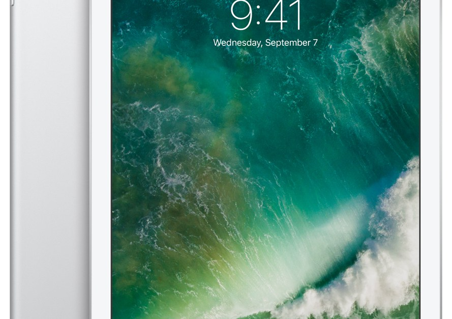 128GB 9.7″ 5th gen Apple iPad for $349, free shipping