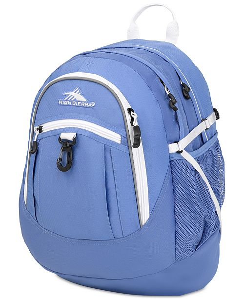 High Sierra backpacks, lunch boxes and luggage from $8