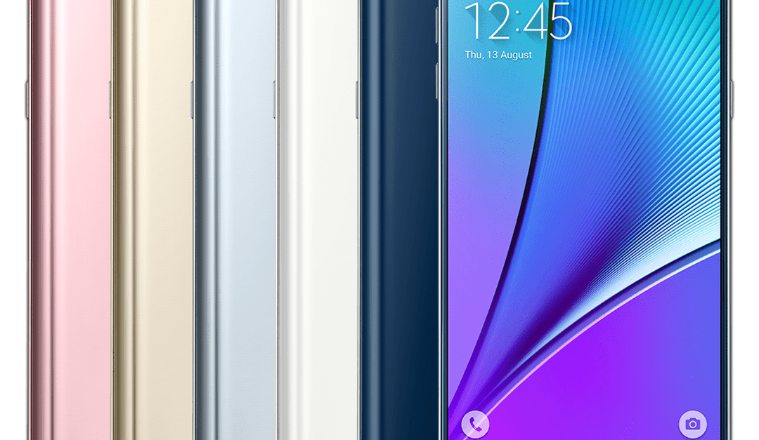 Unlocked 32GB Samsung Galaxy Note 5 for $125