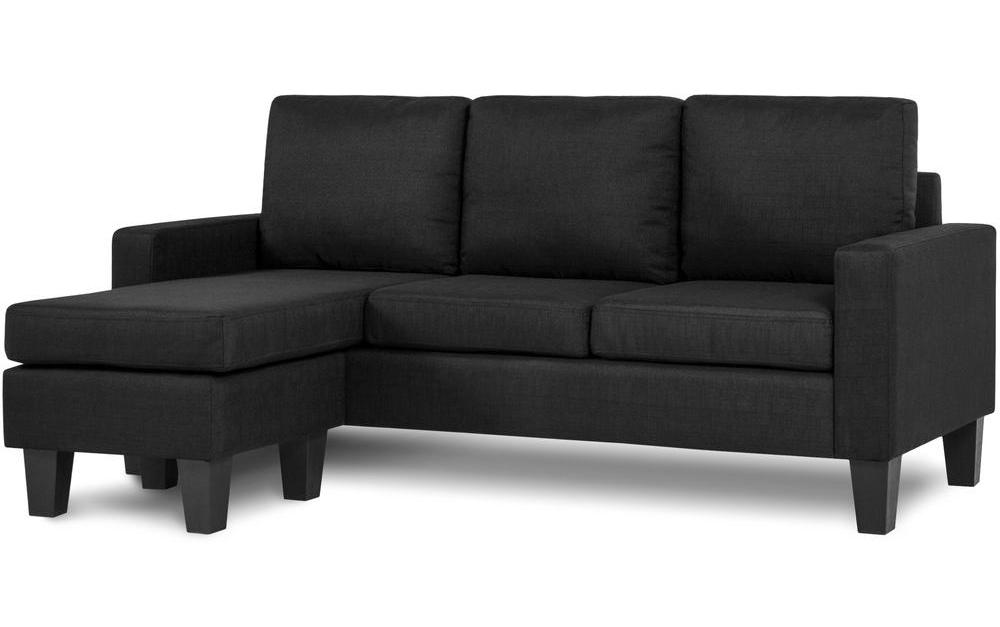 L-shape sectional sofa with ottoman for $230, free shipping