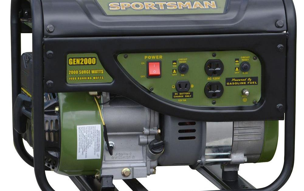 Today only: Sportsman generators from $149 at The Home Depot