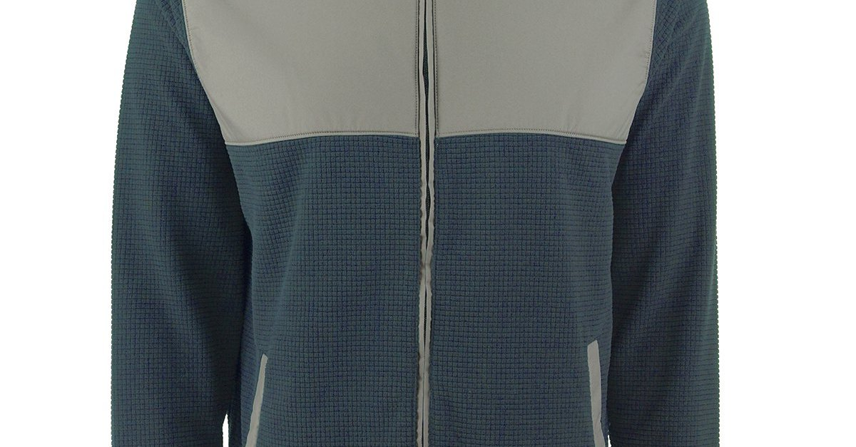 Price drop! Champion men's fleece athletic jacket for $8, free shipping