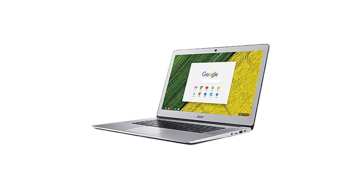 Today only: Refurbished 15.6″ touchscreen 4GB memory, 32GB storage Acer Chromebook for $225
