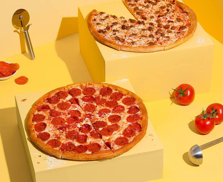 Papa John's Pizza: Get a 1-topping large or pan pizza for $7.04