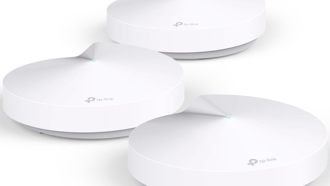 3-pack TP-Link Deco whole home mesh Wi-Fi system for $177