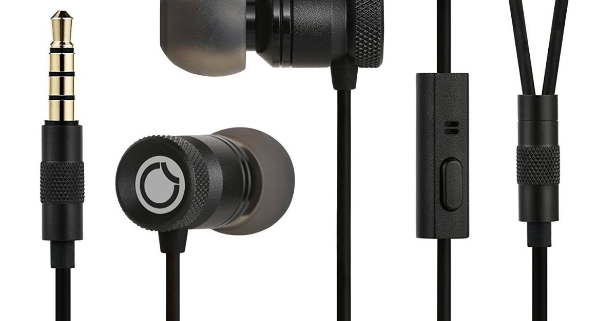 Today only: GGMM headphones with microphone for $15