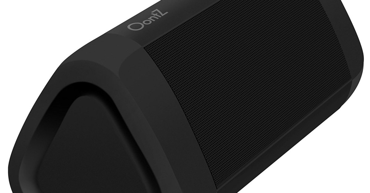 Oontz Angle 3 portable Bluetooth speaker for $23