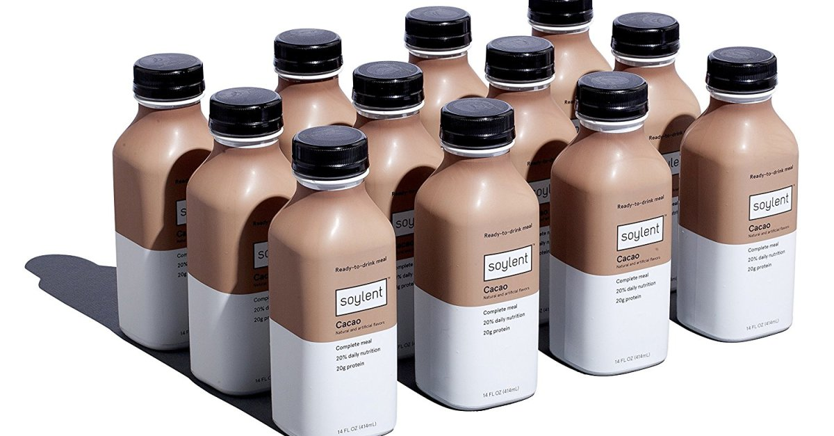 Prime members: 12-packs of Soylent meal replacement shakes for $25