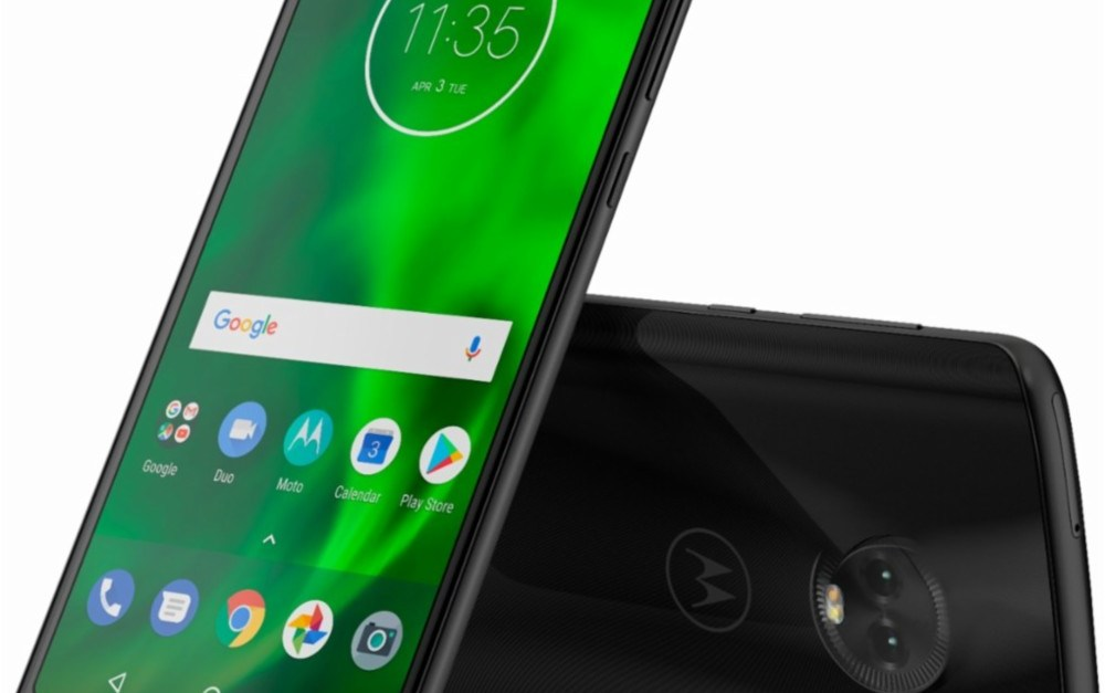 Prime members: Moto G6 32GB unlocked smartphone for $140