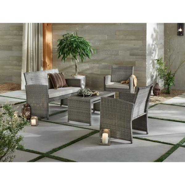 Today only: Patio furniture from $58 at The Home Depot