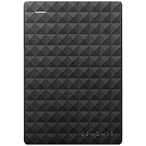Price drop! Seagate Expansion 2TB portable external hard drive for $58
