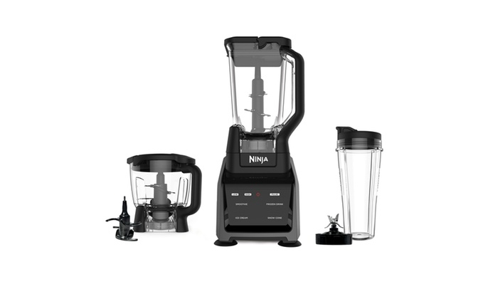 Today only: Ninja 3-in-1 Intelli-Sense kitchen system for $104 shipped