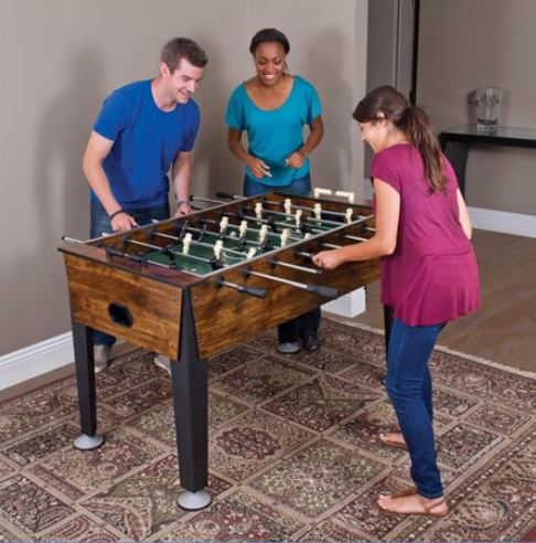 EastPoint Sports 54-inch Newcastle foosball game table for $79