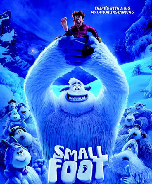 Atom Tickets: Get $5 off 2 Smallfoot movie tickets