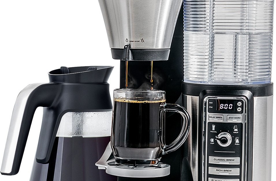 Today only: Ninja coffee bar brewer for $70