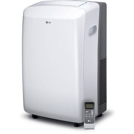LG 8,000 BTU portable air conditioner with remote control for $179