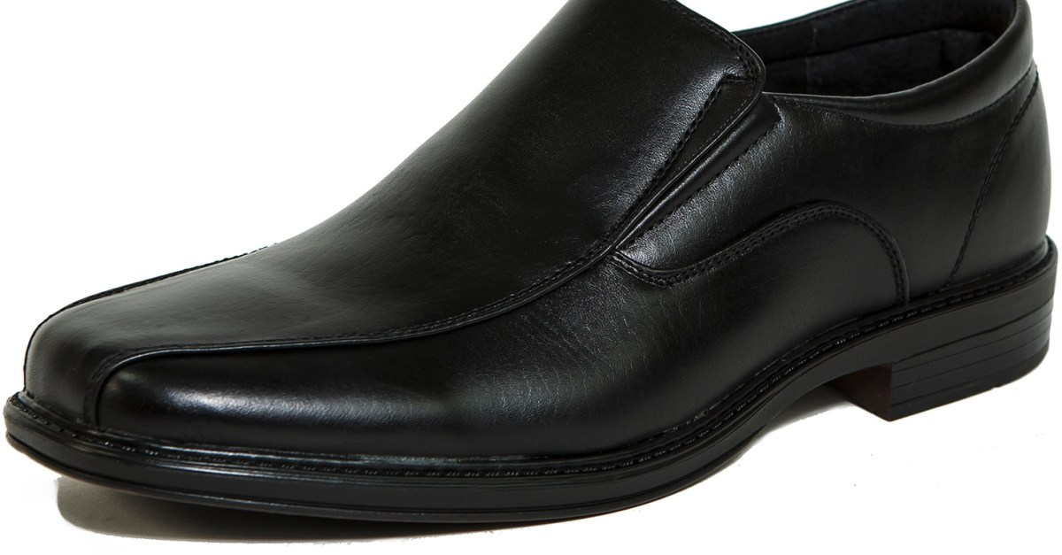 Alpine Swiss men's dress shoes for $25, free shipping