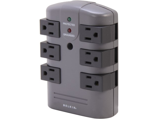 Belkin outlet pivot plug surge protector for $10