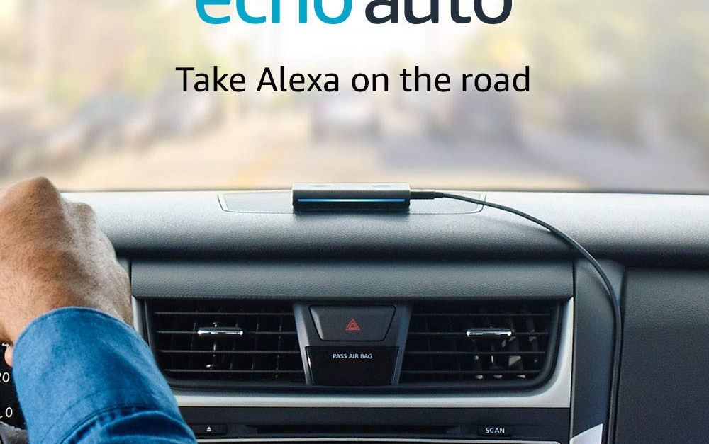 Amazon Echo Auto pre-order for $25