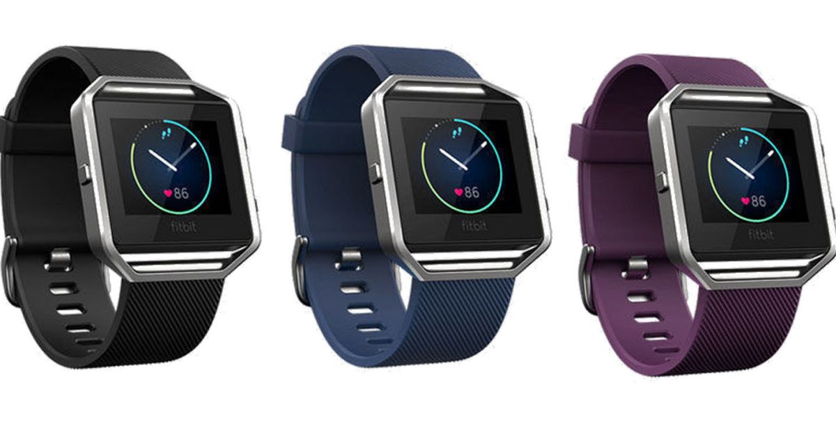 Fitbit Blaze smart fitness watch for $149