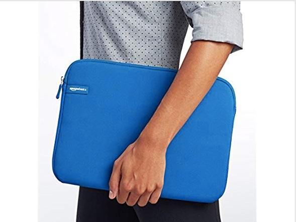 AmazonBasic laptop sleeve for $5