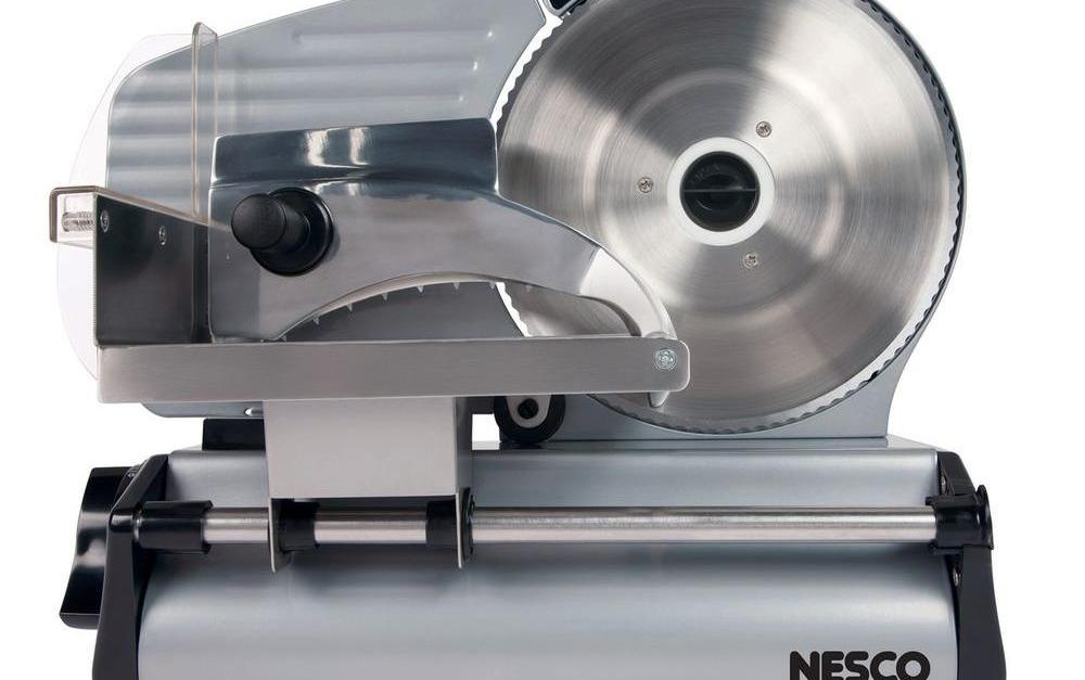 Nesco food slicer for $60, free shipping