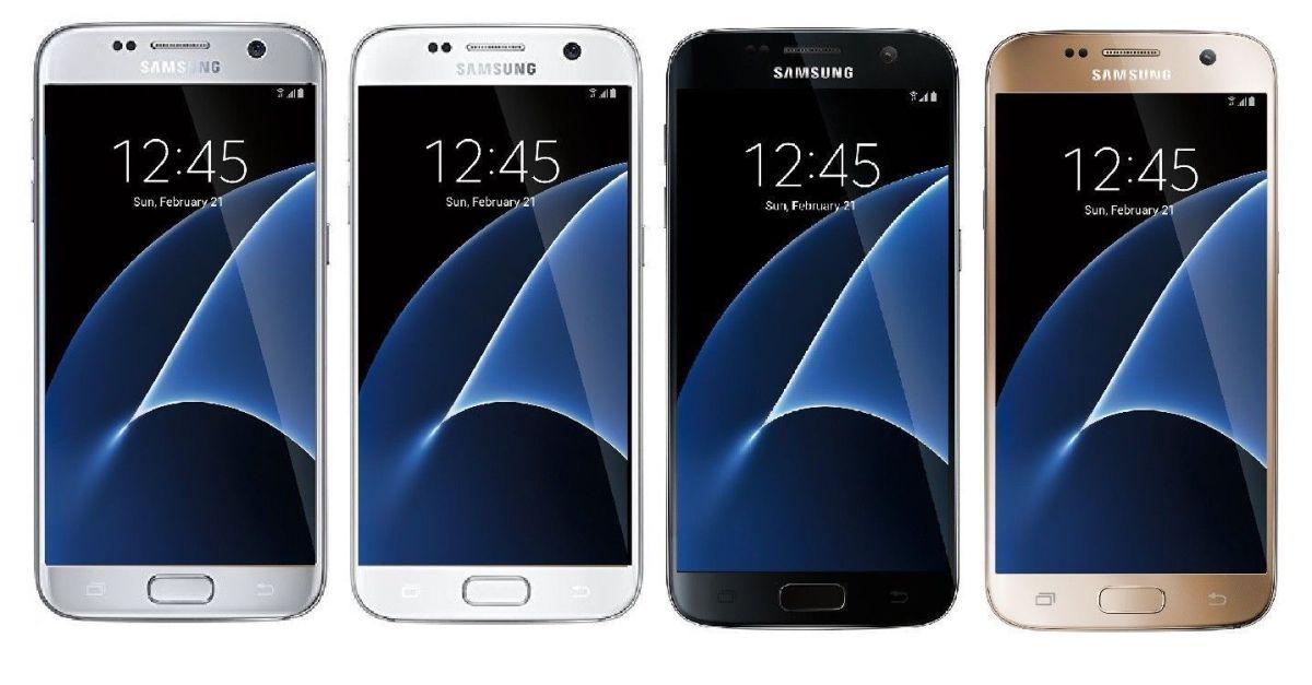 Samsung Galaxy S7 32GB refurbished smartphone for $175