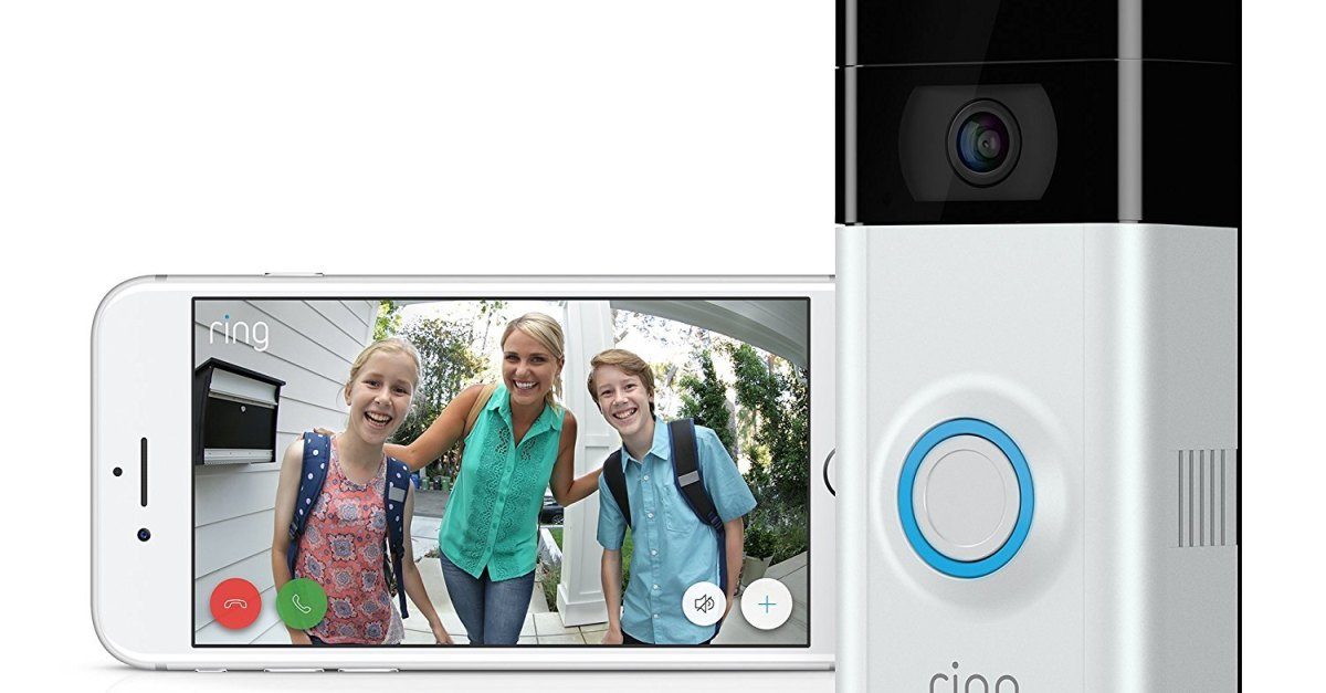 Today only: Ring Video Doorbell 2 for $168