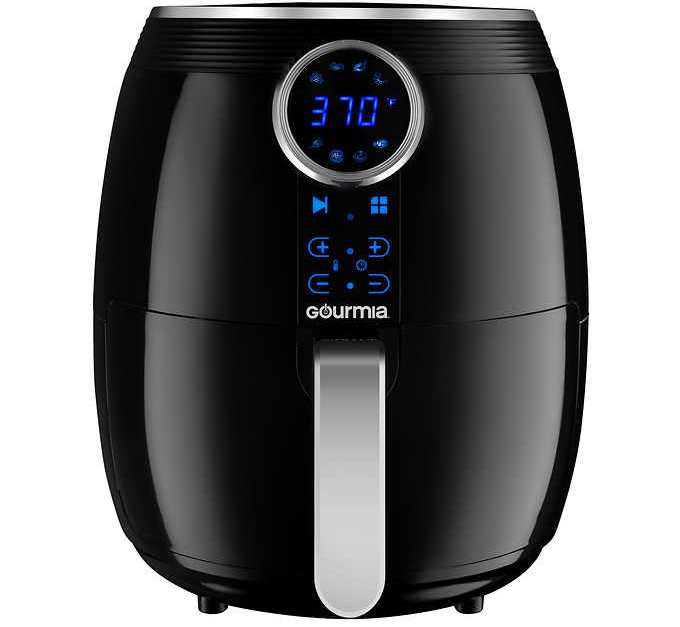 Gourmia 5-quart digital air fryer for $45
