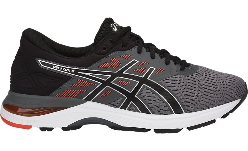 Asics men's Gel-Flux 5 running shoes for $28, free shipping