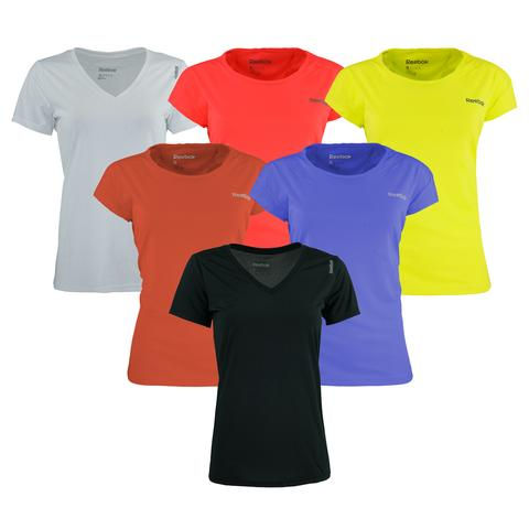 3-pack Reebok women's athletic t-shirts for $27, free shipping