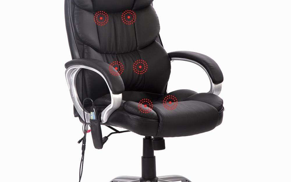 New executive office massage computer desk chair for $100, free shipping